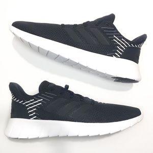 Adidas NWB Women's Black Asweerun Shoes Size 7.5